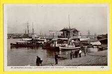cpa FRANCE 33  BORDEAUX L'Embarcadère BATEAUX pour LORMONT LA BASTIDE Hirondelle