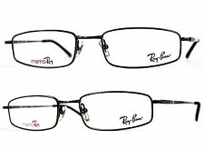 Ray Ban Fassung / Brille / Glasses    RB7506 1000 51[]18 Nonvalenz  /400