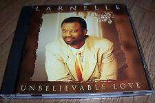 Larnelle Harris NM CD Unbelievable Love Christian Music Gospel Inspirational