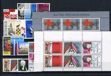 Nederland Jaargang 1978  compleet luxe postfris