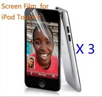 3X Matte Protective Film Protector Screen Guarder for Ipod Touch 4 4G 4th Gen