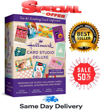 ⚡ Hallmark Card Studio 2020 Deluxe 🔥 Fast Delivery 🔥 lifetime activation ⚡