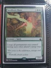 MTG Magic the Gathering Seedborn Muse Battlebond x1 See Photos