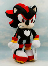 Shadow Sonic The Hedgehog Stuffed Doll Plush Toy Gift 11""