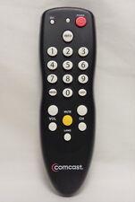 Comcast RC2392101/02B Digital TV Tuner Converter Box Remote DC50X, DC50XU, DTA30