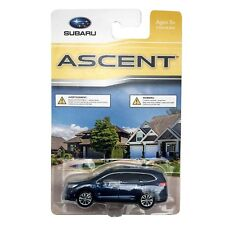 Official Genuine Subaru 2019 Ascent 1/64 Die Cast Toy Car Diecast New 1:64 New