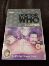 Doctor Who DVD. Tom Baker Era. Logopolis