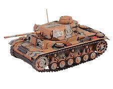 EAGLEMOSS TANK 1/43 MILITAIRE PZKFW.III ausf L sdkfz 141 voronezh (USSR) 1942