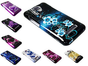 Hard Design Snap On Phone Cover Case Accessory for For ZTE Obsidian Z820