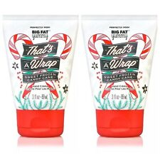 *TWO* Sold Out Perfectly Posh That's A Wrap Big Fat Yummy Hand Creme-New