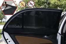 Véritable ajustement universel pour fenêtre de voiture, Lot de 2