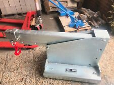 Forklift Jib Tilt Zinc Plated Extents to 2.03m 1.36m Height 4750kg Syd Stock