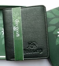 Woodland Genuine Soft Leather Wallet Purse for Men Gents with 6 Card Slot