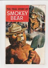 Smokey Bear  nn  VG  giveaway comic 1969