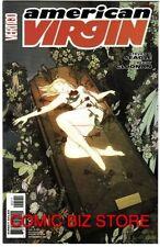 AMERICAN VIRGIN #5 (2006) VERTIGO COMICS
