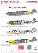 Techmod Decals 1/32 MESSERSCHMITT Bf-109G w/Mask