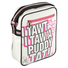 Tweety Pie Bag. Looney Tunes Cartoon Flight Bag Retro Holiday Travel Girls
