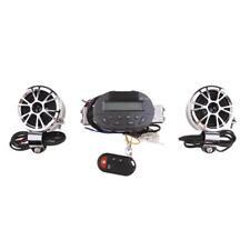 guidon télécommande radio haut-parleur audio moto mp3 amplificateur pour