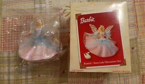 Barbie Fairytale Princess SWAN LAKE Hallmark Keepsake Ornament NO SWAN -2003