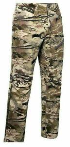 Under Armour UA Barren Camo Loose Fit Hunting Pants 1347443-999 Men's Sz 36 NWT