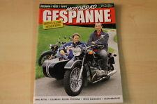 71592) MZ 1000 S - Motorrad Gespanne 09/2005