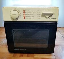 Vintage SHARP Half Pint Carousel II R-1M53 Compact Microwave Oven .5 CU FT. 120V