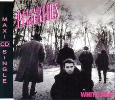 THE PILGRIMS - White men 4TR CDM 1991 POP ROCK