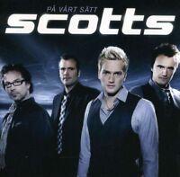 Scotts - P Vrt Satt CD : Brand New and Sealed Music Audio CD
