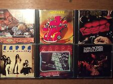 Frak Zappa / Mothers [7 CD] Roxy & Elsewhere + in New York + One Size + Zoot All