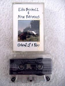 15844 Edie Brickell & New Bohemians Ghost Of A Dog Cassette Album 1990