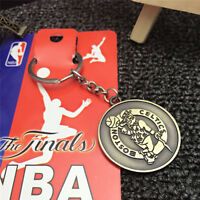 BASKETBALL NBA Boston Celtics Logo Retro Souvenir Copper steel Keychain KeyRing