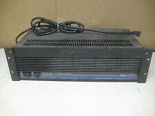 QSC 1200 audio power amplifier rack mount 200/300 watt