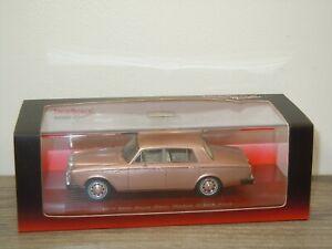 1979 Rolls Royce Silver Shadow II Park Ward - True Scale 1:43 in Box *49663