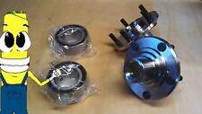 Front Wheel Hub And Bearing Kit Assembly for Honda Accord 2008-2012 PAIR TWO