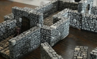 Dungeon Terrainfor Dungeons and Dragons Dungeon Master Table Dwaven Forge