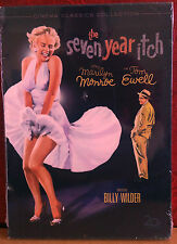 THE SEVEN YEAR ITCH, MARILYN MONROE, REGION 1 DVD, NEW & SEALED