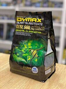*NEW* DYMAX BASE SOIL 1L AQUASCAPE FISH TANK AQUARIUM FRESHWATER SHRIMP PLANT