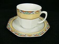 SELTMANN Weiden Octa-Tosca-caffè posto a tavola 2 pezzi