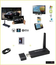 MIRACAST DONGLE 1080P TV DLNA WIFI HDMI AIRPLAY WINDOWS IOS ANDROID MOVIL TELE
