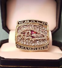 2000 Baltimore Ravens Super Bowl XXXV Championship Ring