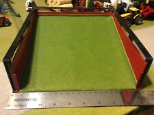 1:64 Custom Scratch Built Silage Pit/Bunk Ertl Farm Country Speccast DCP