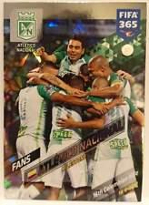 Panini Adrenalyn XL FIFA 365 2018 - Atletico Nacional #51 Fans
