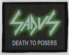 SADUSPATCH / SPEED-THRASH-BLACK-DEATH METAL