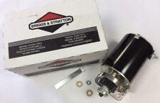 Genuino Briggs & Stratton 12 voltios motor de arranque del motor 497595 - 6912 62 394805