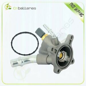 For 2014-2018 Jeep Cherokee Thermostat Housing 58333KD 2016 2015 2017 3.2L V6