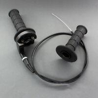 Universel pour Honda CR80 CR60 CR85 CR125 Accélérateur Tube Poignée Housse Câble