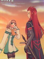 Pieta | Tales of the Abyss Doujinshi | Natalia x Asch