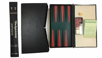 Rare - Hamley's BackGammon Game - Disguised As A Book