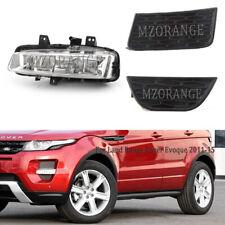 Left Driver Side Fog Light + Cover Bezel For Land Range Rover Evoque 2011-2015