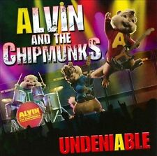 Alvin And The Chipmunks : Undeniable [us Import] CD (2008)